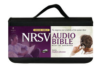 NRSV Audio Bible With Apocrypha Voice Only Cd-Rom