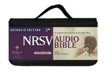 NRSV Audio Bible Cd-Rom (Catholic Edition) (With Apocrypha)