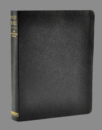 NIV Ministry Essentials Bible Black