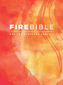 ESV Fire Study Bible Black