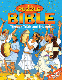 Through Trials and Triumphs (Puzzle Bible Series)