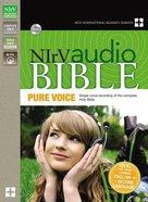 NIRV Audio Bible Pure Voice (Unabridged 78 Hrs)