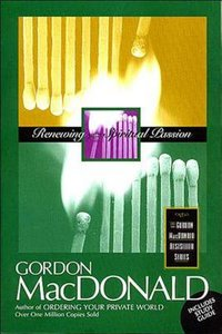 Renewing Your Spiritual Passion (With Study Guide)