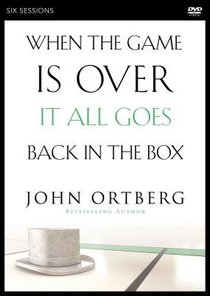When the Game is Over, It All Goes Back in the Box (Dvd Study)
