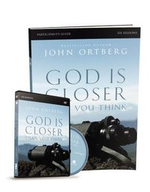 God is Closer Than You Think (Participants Guide With Dvd)