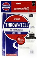 Throw & Tell Ball: Ice-Breakers