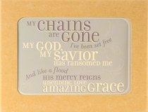 Boxed Notes Lyrics For Life: Amazing Grace, Hebrews 4:16