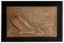 Moments of Faith Sculpture Box: Eagle (Isaiah 40:31)