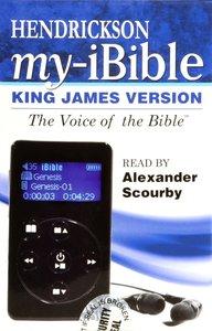 KJV My Ibible (Read By Alexander Scourby)