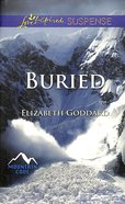 Buried (Mountain Cove) (Love Inspired Suspense Series)