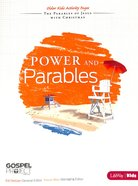 Power and Parables (Older Kids Activity Pages) (#10 in The Gospel Project For Kids 2012-15 Series)