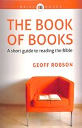 The Book of Books (Brief Books (Matthias) Series)
