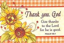 Pio: Thank You, God