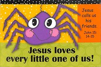 Pio: Jesus Loves Every Little One of Us