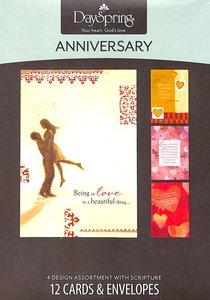 Boxed Cards Anniversary: True Love