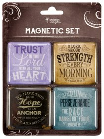 Magnetic Set of 4: Finishing Strong