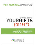 Spiritual Gifts Survey (50-Pack) (Your Gifts Series)