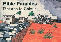 Bible Parables (Colour And Learn Series)