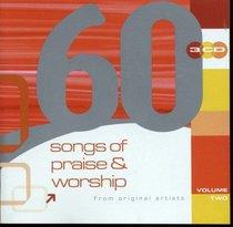 60 Songs of Praise & Worship Volume 2