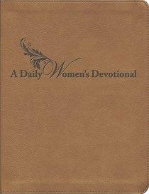 A Daily Womans Devotional