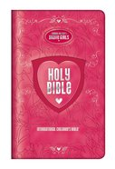 ICB Tommy Nelsons Brave Girls Devotional Bible Pink