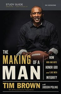 The Making of a Man (Study Guide With Dvd)