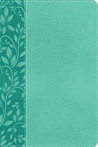 KJV Gift Bible Turquoise (Red Letter Edition)