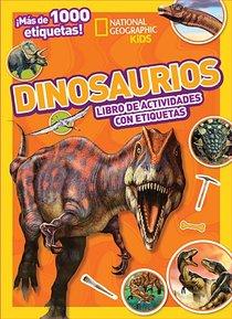 Dinosaurios (Dinosaurs Stickers Activity)