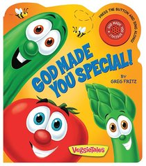 God Made You Special! (Veggie Tales (Veggietales) Series)