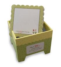 Sticky Memo Cube (Simple Joys Series)