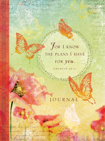 Signature Journal: For I Know the Plans