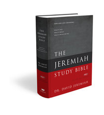 NKJV Jeremiah Study Bible