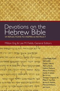Devotions on the Hebrew Bible
