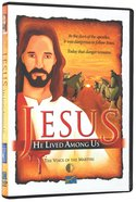 Jesus: He Lived Among Us (The Voice Of The Martyrs (Children) Series)