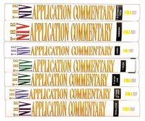 New Testament Set Complete (20 Volumes) (Niv Application Commentary Series)