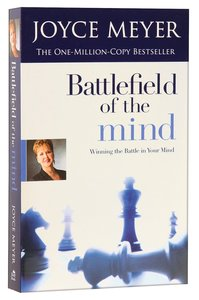 Battlefield of the Mind (Joyce Meyer Spiritual Growth Series)