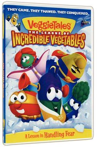 Veggie Tales #51: League of Incredible Vegetables (#051 in Veggie Tales Visual Series (Veggietales))
