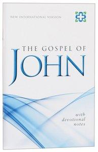 NIV Gospel of John 25 Pack