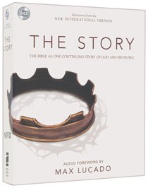 NIV the Story Audio CD (Unabridged 17 Hrs) (The Story Series)
