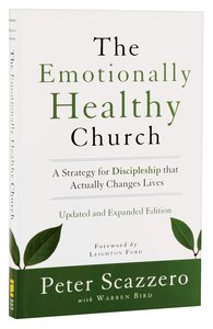 The Emotionally Healthy Church (& Expanded Edition)