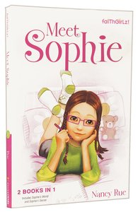 Sophies World & Sophies Secret 2in1 (Faithgirlz! Sophie Series)