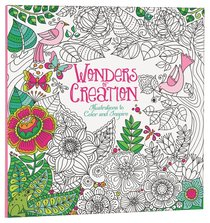 Wonders of Creation (Adult Coloring Books Series)