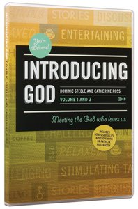 Introducing God Course (Dvds)