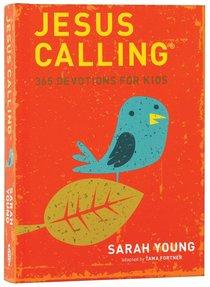 Jesus Calling:365 Devotions For Kids