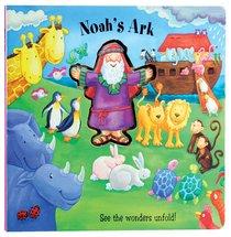 Noah (Bible Build A Scene Series)