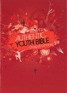 ERV Authentic Youth Bible Gospel of Mark Sampler