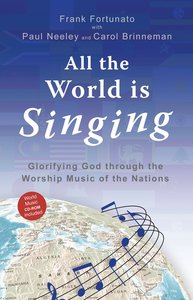 All the World is Singing (Includes Music Cd)