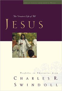 Jesus (9 CDS Unabridged) (Great Lives From Gods Word Series)