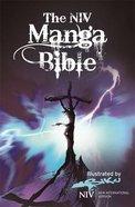 NIV Manga Bible Paperback