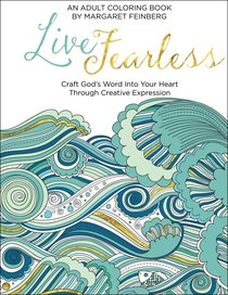 Live Fearless (Adult Coloring Books Series)